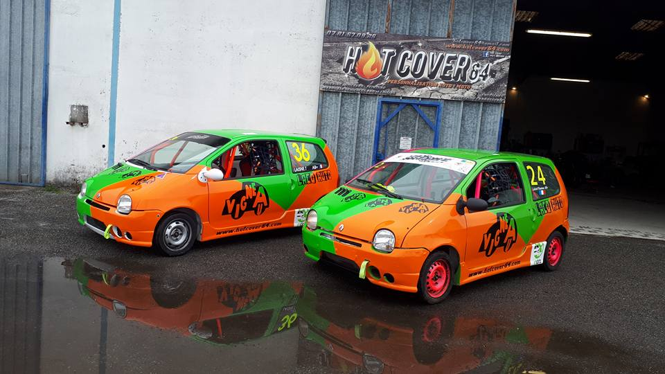 Twingo Cup 1