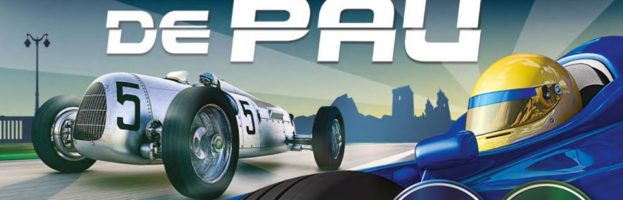 Hot Cover 64 au Grand Prix de Pau