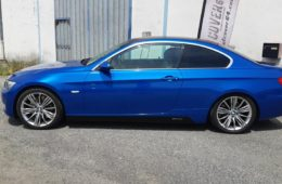BMW 335D SPACE BLUE