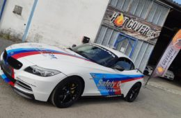 BMW Z4 SAFETY CAR MOTO GP REPLICA