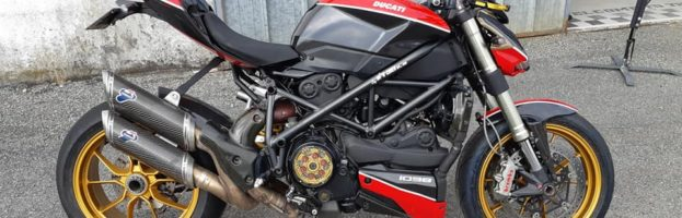 DUCATI 1098 STREETFIGHTER SP CARBON